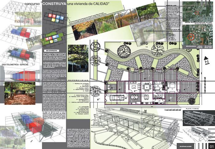 Concursos for Memoria descriptiva arquitectura